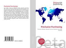Bookcover of Preclusive Purchasing