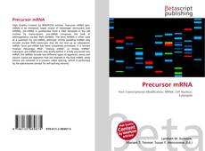 Buchcover von Precursor mRNA