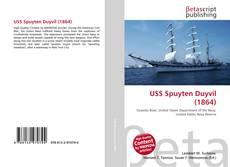 USS Spuyten Duyvil (1864) kitap kapağı