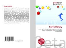 Bookcover of Surya Bonaly
