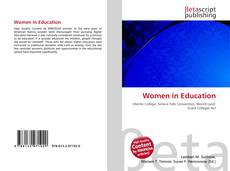 Bookcover of Women in Education