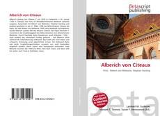 Buchcover von Alberich von Citeaux