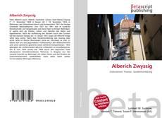 Обложка Alberich Zwyssig