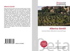 Alberico Gentili kitap kapağı