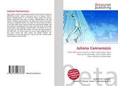 Bookcover of Juliana Cannarozzo