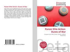 Bookcover of Panzer Elite Action: Dunes of War