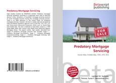 Predatory Mortgage Servicing kitap kapağı
