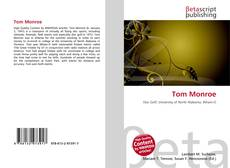 Bookcover of Tom Monroe