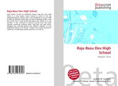 Bookcover of Raja Basu Dev High School