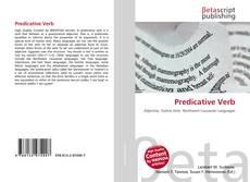 Bookcover of Predicative Verb