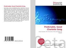 Buchcover von Predictable, Good Charlotte Song