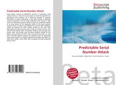 Borítókép a  Predictable Serial Number Attack - hoz