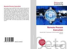 Portada del libro de Remote Process Execution
