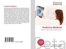 Bookcover of Predictive Medicine