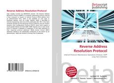 Bookcover of Reverse Address Resolution Protocol