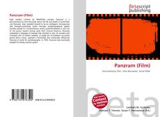 Bookcover of Panzram (Film)