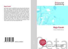 Couverture de Raja Farah