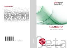 Bookcover of Tom Negovan