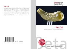 Bookcover of Pao Cai