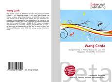 Capa do livro de Wang Canfa