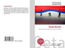 Buchcover von Paola Binetti