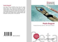 Paola Duguet的封面