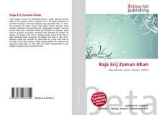 Bookcover of Raja Erij Zaman Khan