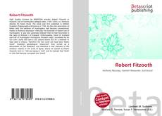 Bookcover of Robert Fitzooth