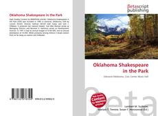 Bookcover of Oklahoma Shakespeare in the Park