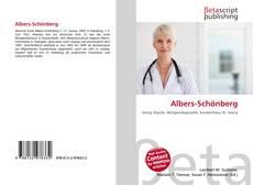 Обложка Albers-Schönberg