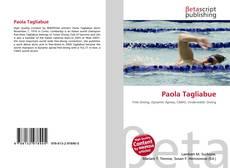 Bookcover of Paola Tagliabue