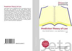 Обложка Prediction Theory of Law