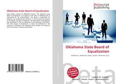 Bookcover of Oklahoma State Board of Equalization