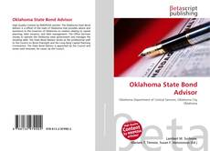 Bookcover of Oklahoma State Bond Advisor