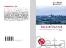 Portada del libro de Predigerkirche, Erfurt