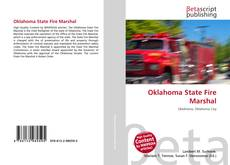 Bookcover of Oklahoma State Fire Marshal