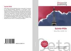 Portada del libro de Sainte-Pôle