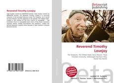 Reverend Timothy Lovejoy的封面