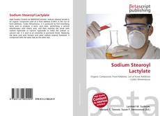 Bookcover of Sodium Stearoyl Lactylate