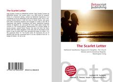 Bookcover of The Scarlet Letter