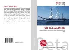 Обложка USS St. Louis (1828)