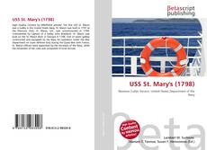 Bookcover of USS St. Mary's (1798)