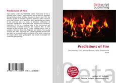 Bookcover of Predictions of Fire