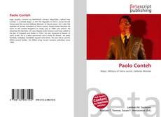 Buchcover von Paolo Conteh