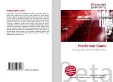 Обложка Prediction Game