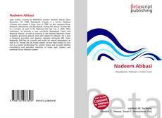 Bookcover of Nadeem Abbasi