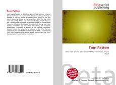 Tom Patton kitap kapağı
