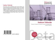 Capa do livro de Sodium Telluride