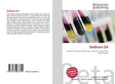 Bookcover of Sodium-24