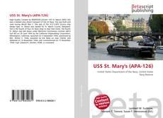 USS St. Mary's (APA-126) kitap kapağı